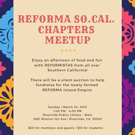 Reforma So Cal Chapter meetup