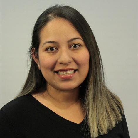 Portrait of Alejandra Quisi Reyes