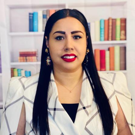 Portrait of Maria F. Estrella
