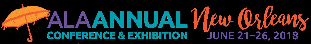 ala annual 2018 logo