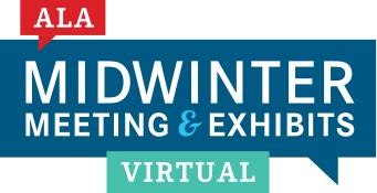 ALA Midwinter Virtual 2021 Logo