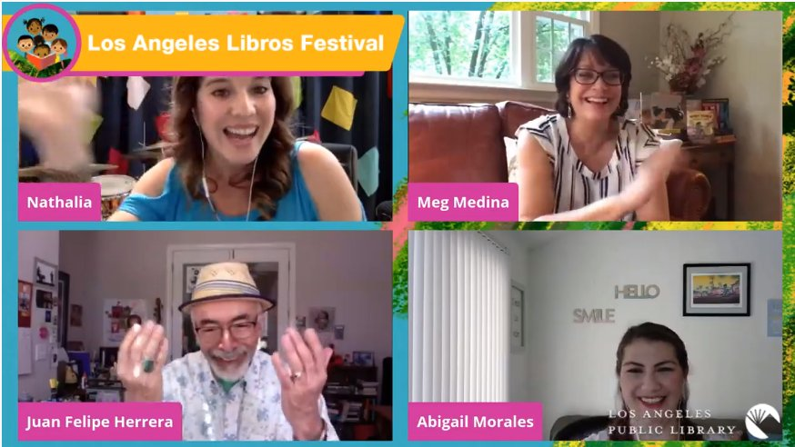 LA Libros Fest 2020